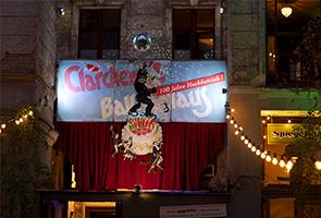 100 Jahre Hochbetrieb in Clärchens Ballhaus