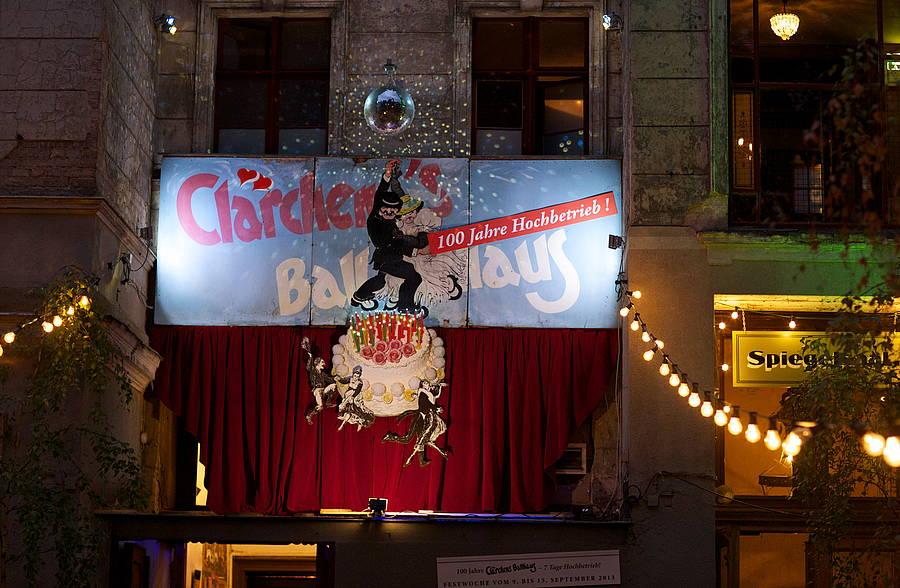 Augustinenhof Hotel Berlin Clärchens Ballhaus