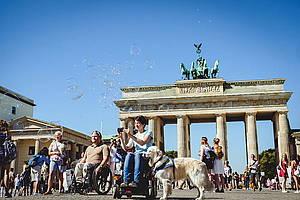 Barrierefreies Reisen in Berlin