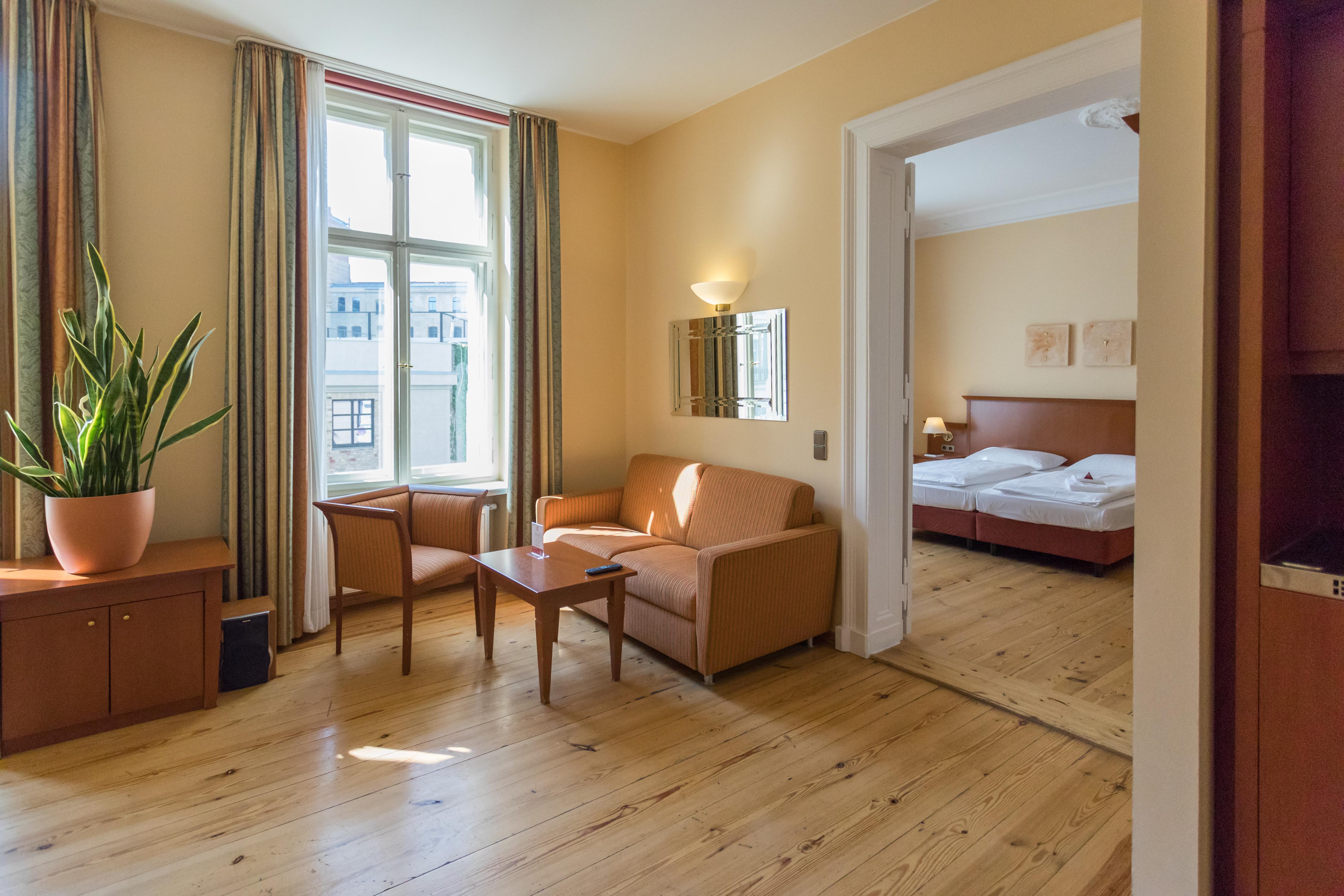 Hotel Augustinenhof Berlin Mitte