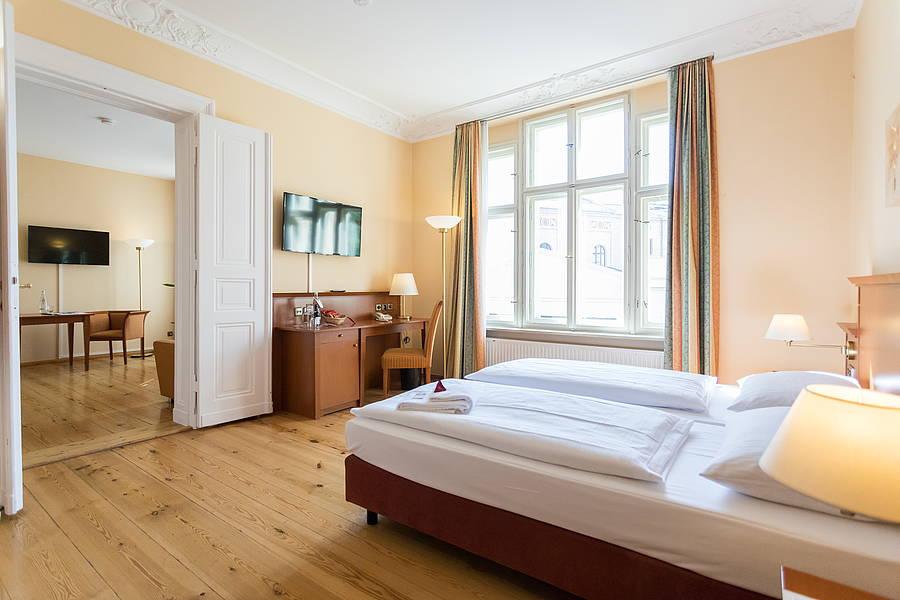 Hotel Berlin Mitte Augustinenhof