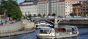 City-Spreefahrt (Tour A)