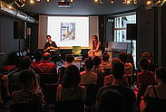 Club Lecture im ACUD Kunsthaus