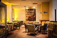 Cozy lounge bar 'BARt' at Hotel Augustinenhof