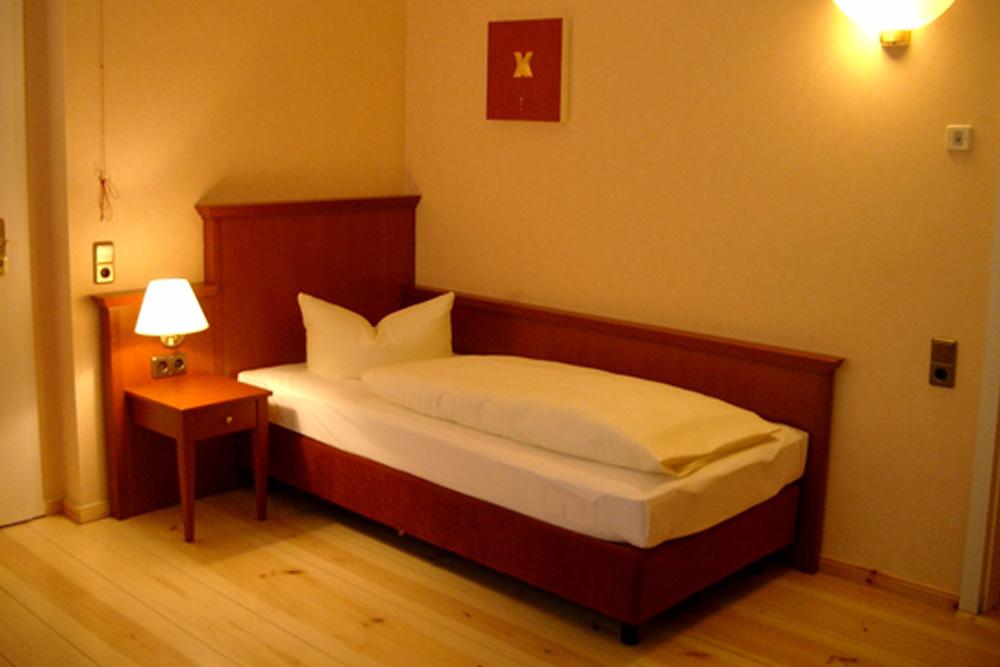 Barrierefreie Hotelzimmer In Berlin Hotel Augustinenhof