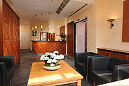 Foyer Hotel Augustinenhof in Berlin Mitte