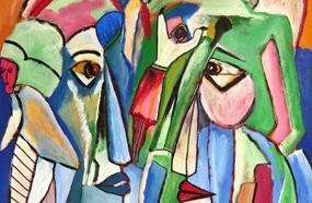 Galerie Art Cru - Maged Houmsi