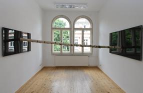 Galerie Weißer Elefant - Christof Zwiener 2010 © Foto Jochen Wermann