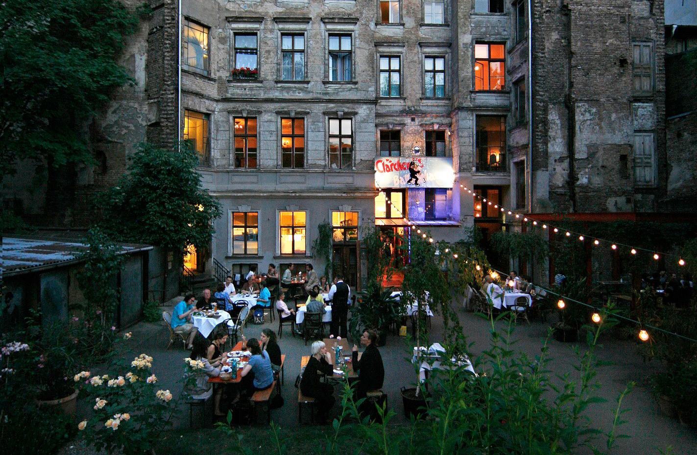 Hotel Augustinenhof Berlin Clärchens Ballhaus