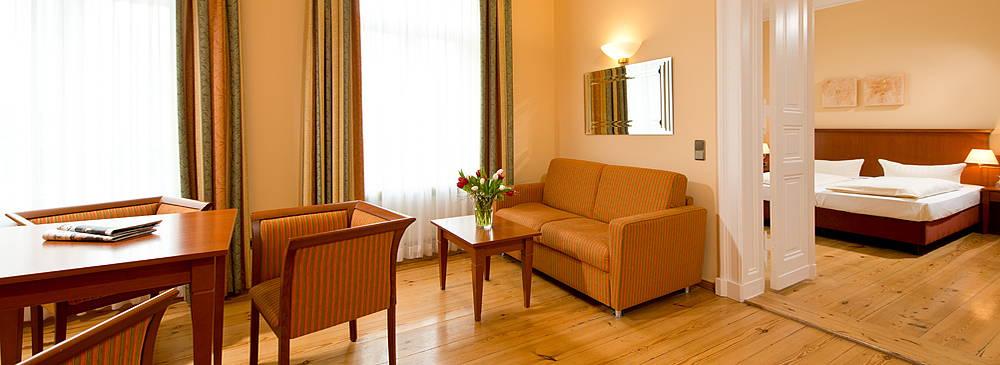 Hotel Augustinenhof Doppelzimmer