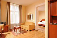 Hotelzimmer im Augustinenhof in Berlin