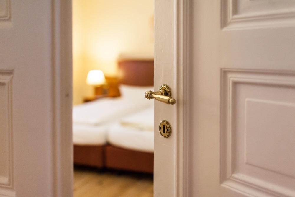 Innenansicht Zimmer Augustinenhof Hotel Berlin Mitte