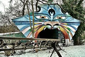 Monster Vergnügungspark Plänterwald