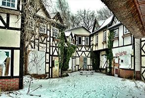 Plänterwald Dorf