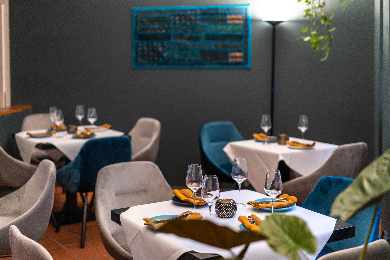 Restaurant Kreuz + Kümmel im Hotel Augustinenhof Berlin