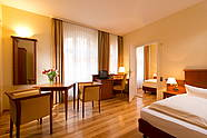 Rollstuhlgerechtes Doppelzimmer im Hotel Augustinenhof