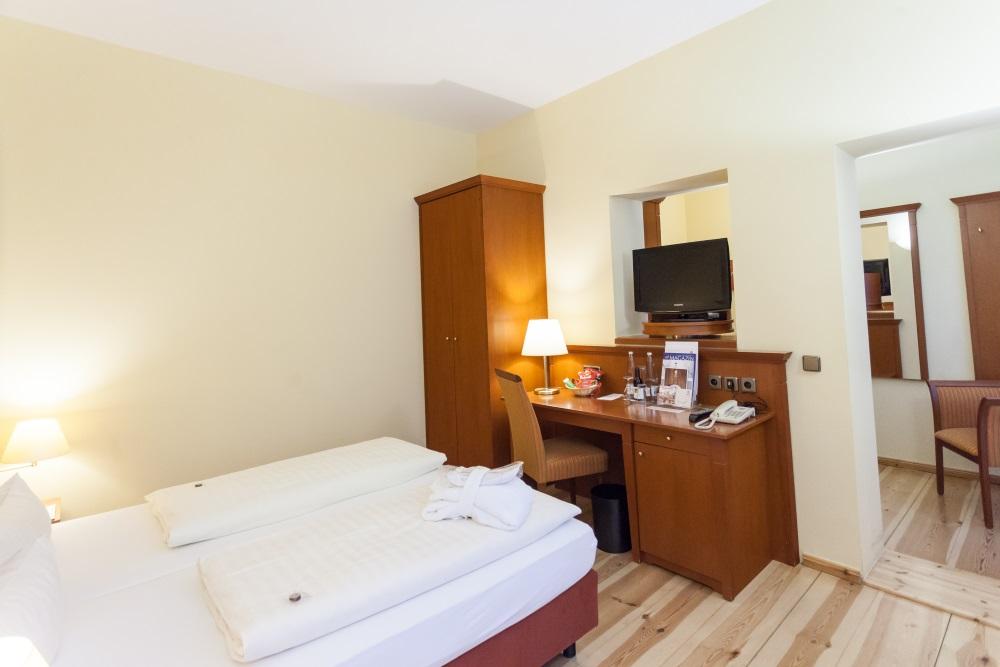 Zimmer Augustinenhof Hotel Berlin Mitte
